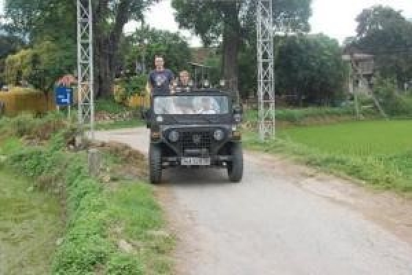 My Son Jeep Tours